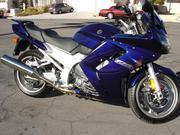 2005 Yamaha FJR. 357 miles on it!!!