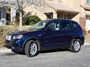 Bmw X3 36736 miles BMW X3 X3 xDrive35i SAV