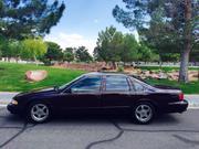 1996 Chevrolet Chevrolet Impala SUPER SPORT